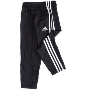 Adidas  Unisex 3 Stripe Pants Size:  M 10/12